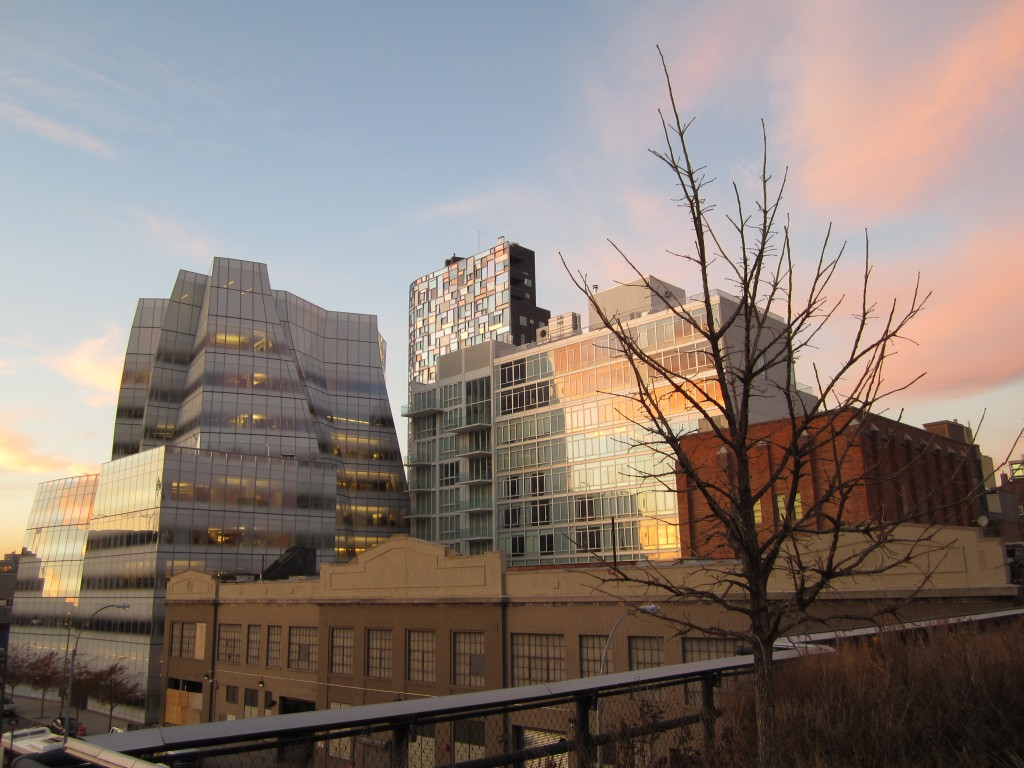 Highline Park Anne Forster