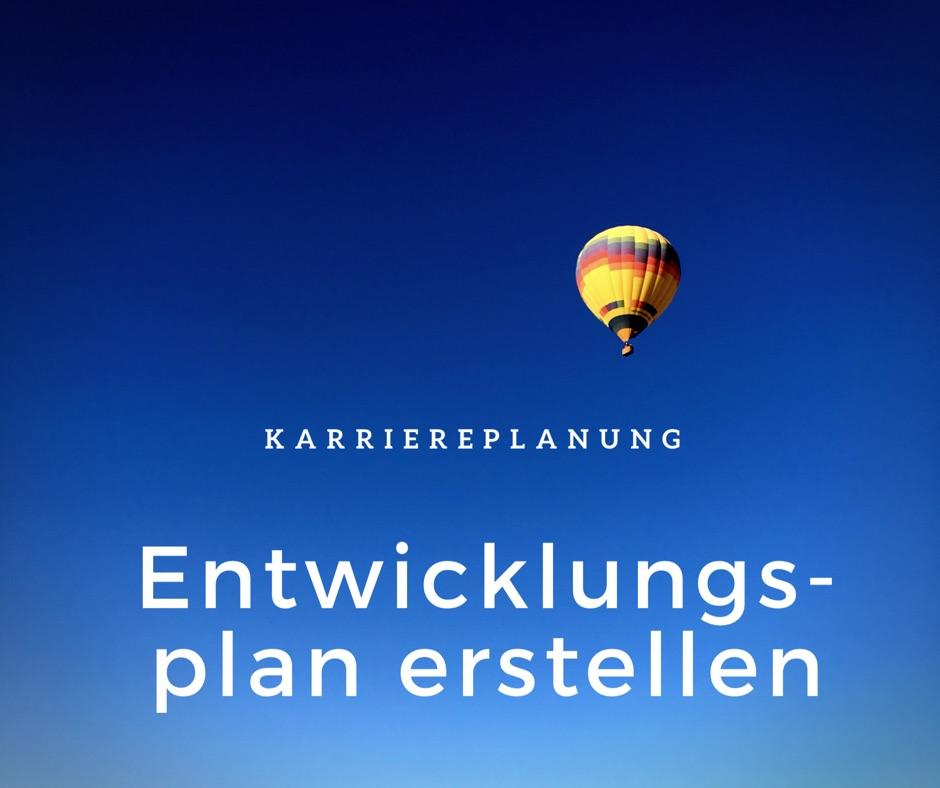 entwicklungsplan-erstellen