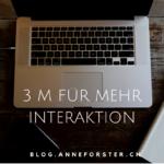 3 M für interaktivere Sitzungen und Teammeetings aus dem Homeoffice