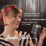 Ein Karriereweg von der Musik berührt – Sängerin Jennifer Feels
