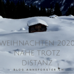 4 Ideen, um in der Weihnachtzeit 2020 trotz Distanz Nähe zu schaffen